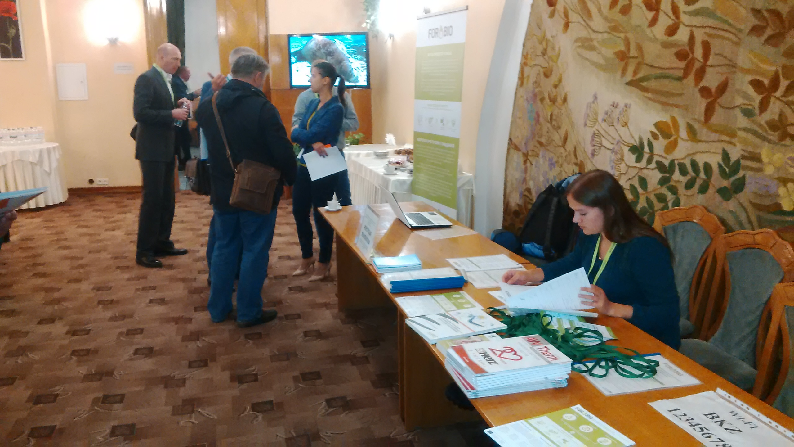 FORBIO Stakeholder event and study in Ukraine - Kyiv